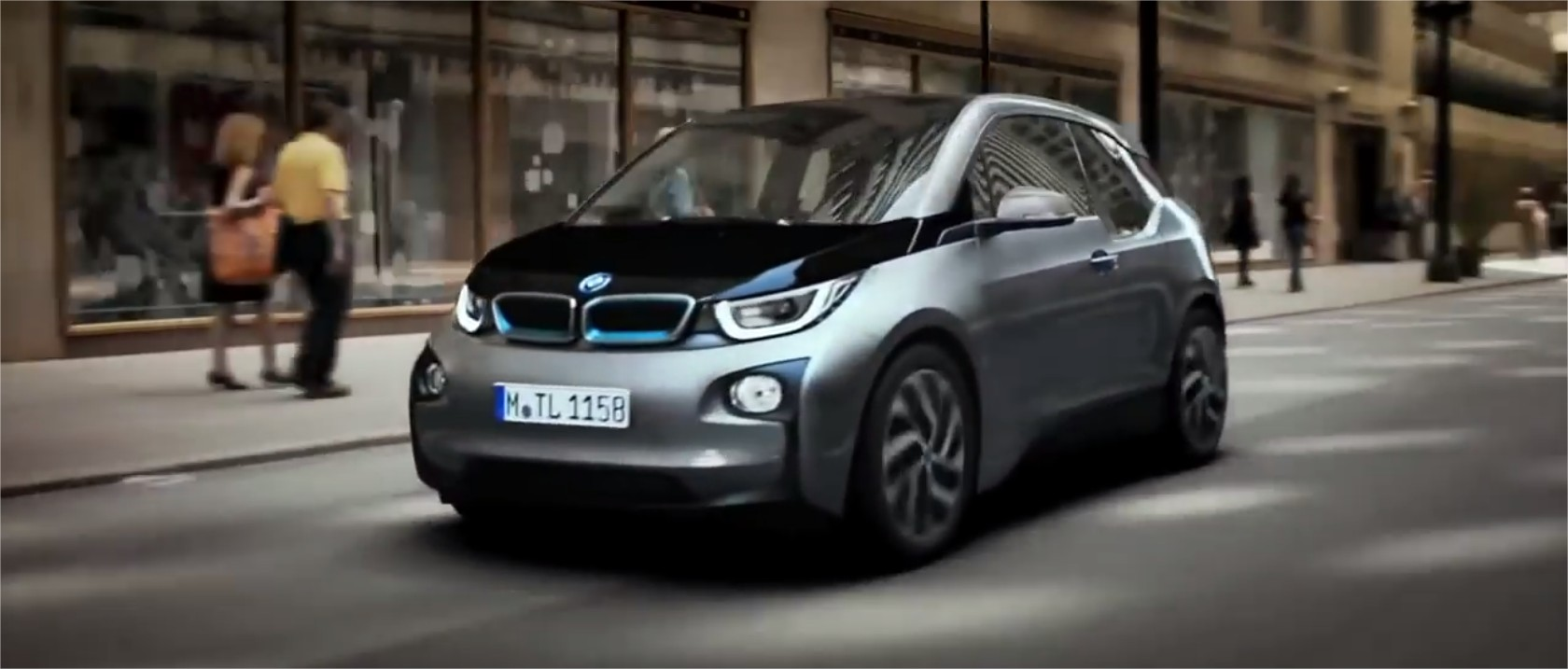 musique de pub nouvelle bmw i3 2014 musique. Black Bedroom Furniture Sets. Home Design Ideas