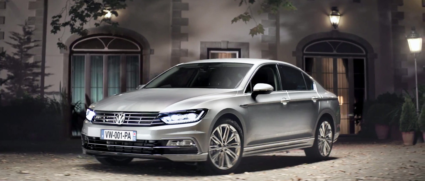 nouvelle passat 2018 vid o nouvelle volkswagen passat caradisiac tait la pr sentation. Black Bedroom Furniture Sets. Home Design Ideas