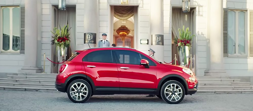 musique de pub fiat 500x 2016 musique. Black Bedroom Furniture Sets. Home Design Ideas